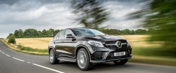 Road Test – Mercedes-Benz GLE 350d Coupe 4Matic AMG Line