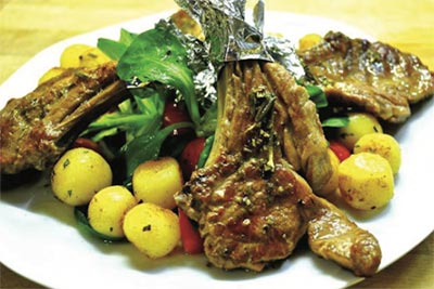 Tastes So Good…BBQ Lamb Recipe