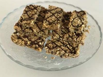Tastes So Good…Chewy Breakfast Bar