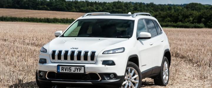 Auto-Biographies – New Jeep Cherokee 2.2 Diesel