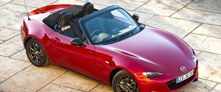 Thinking Of Changing Your Car? Have You Seen The All-New Mazda MX5?