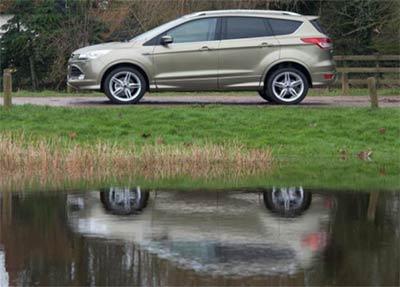 Car Test – Ford Kuga