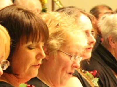 Fulford Community Choir welcomes NEW members of all abilities and ages