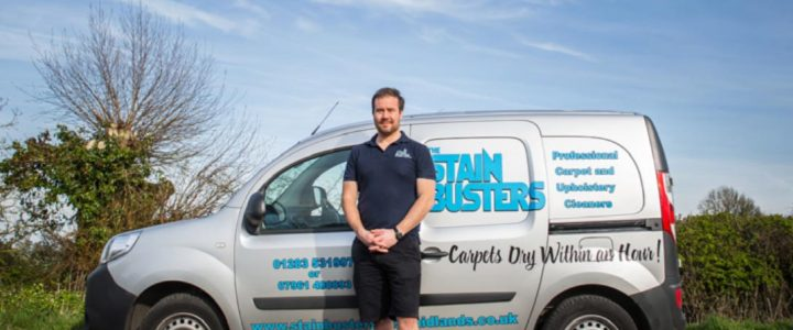 Time for a Spring Clean? Then Contact Stainbusters